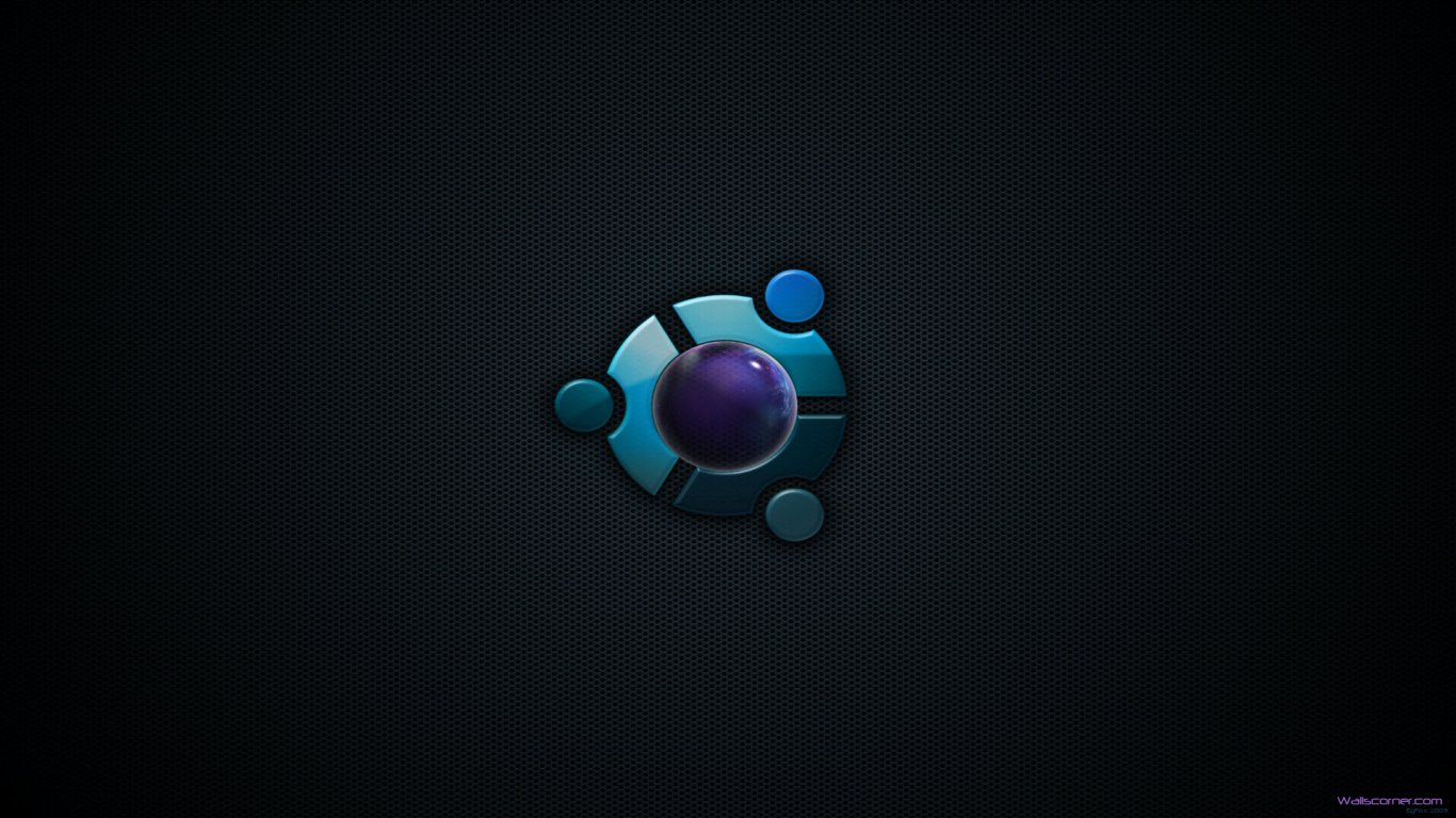 all other resolutions of ubuntu blue wide ubuntu blue wide wallpaper 1366x768