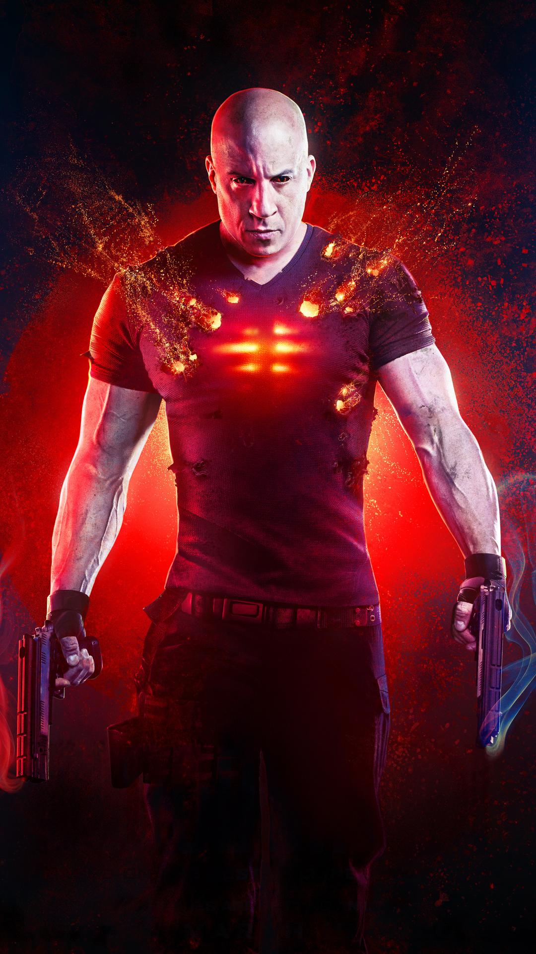 New 45 Bloodshot Wallpapers Bloodshot 2020 Movie Photos Images 1080x1920