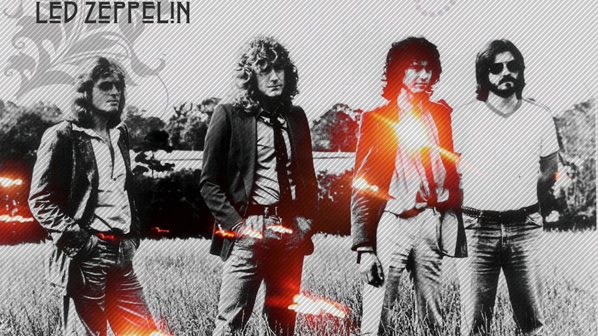 [46+] Led Zeppelin Wallpaper Desktop on WallpaperSafari