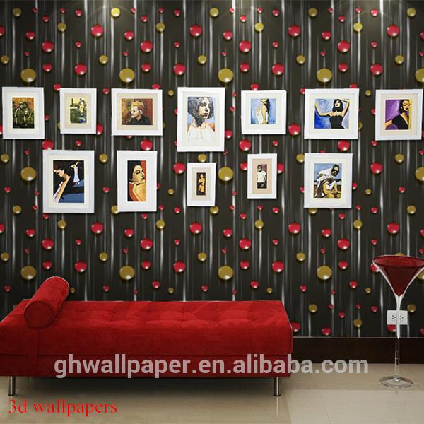 design interior 3d wallpaperssalon decor 3d wall paper 3d wallpapers 600x600