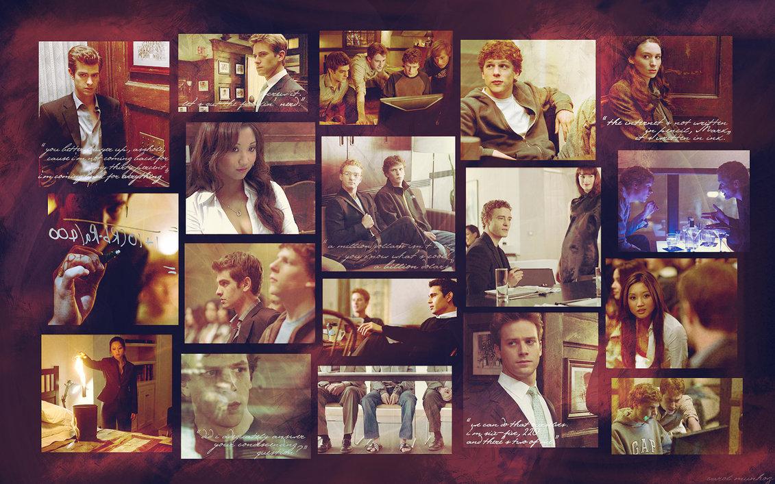 Free Download The Social Network Wallpaper By Carolmunhoz