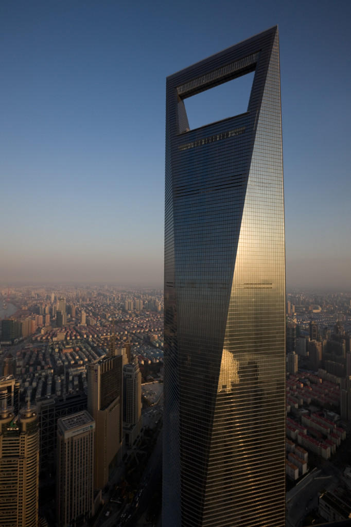 Shanghai World Financial Center Wallpapers Just Good Vibe 682x1024