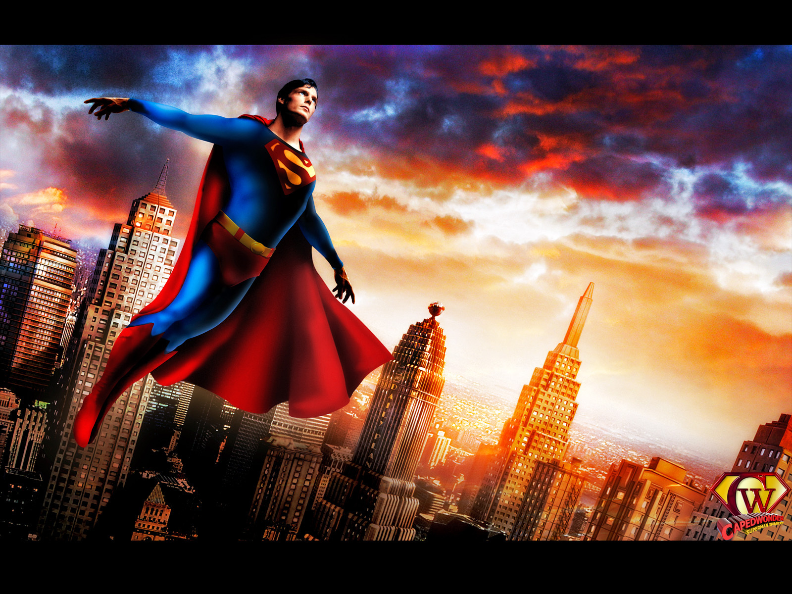 Superman The Movie images Superman wallpaper photos 20439345 1600x1200