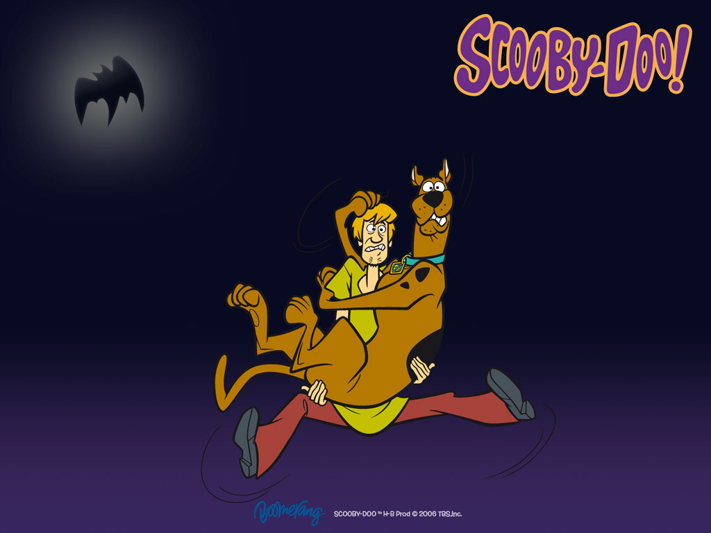 scooby doo halloween wallpaper wallpapersafari