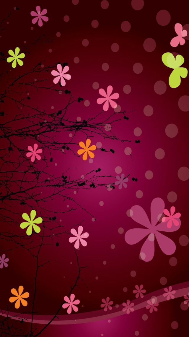 85 Stunning Beautiful iPhone 5 HD Retina Display Wallpapers Internet 640x1136