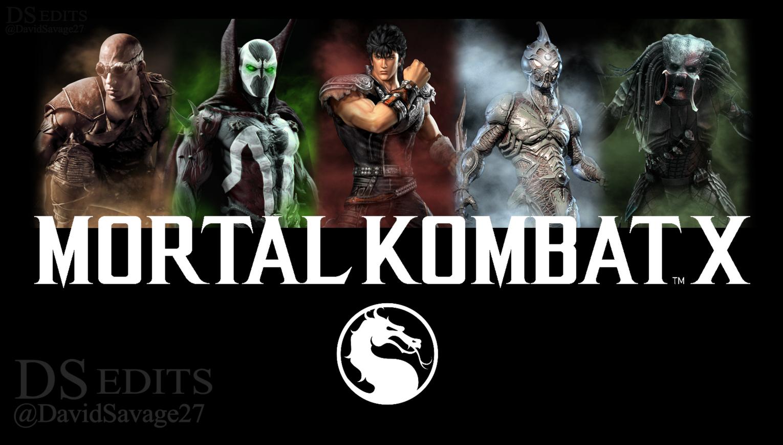 47+] Mortal Kombat X Characters Wallpaper on WallpaperSafari