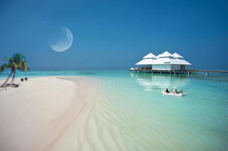 Maldives Islands by Guiam on DeviantArt