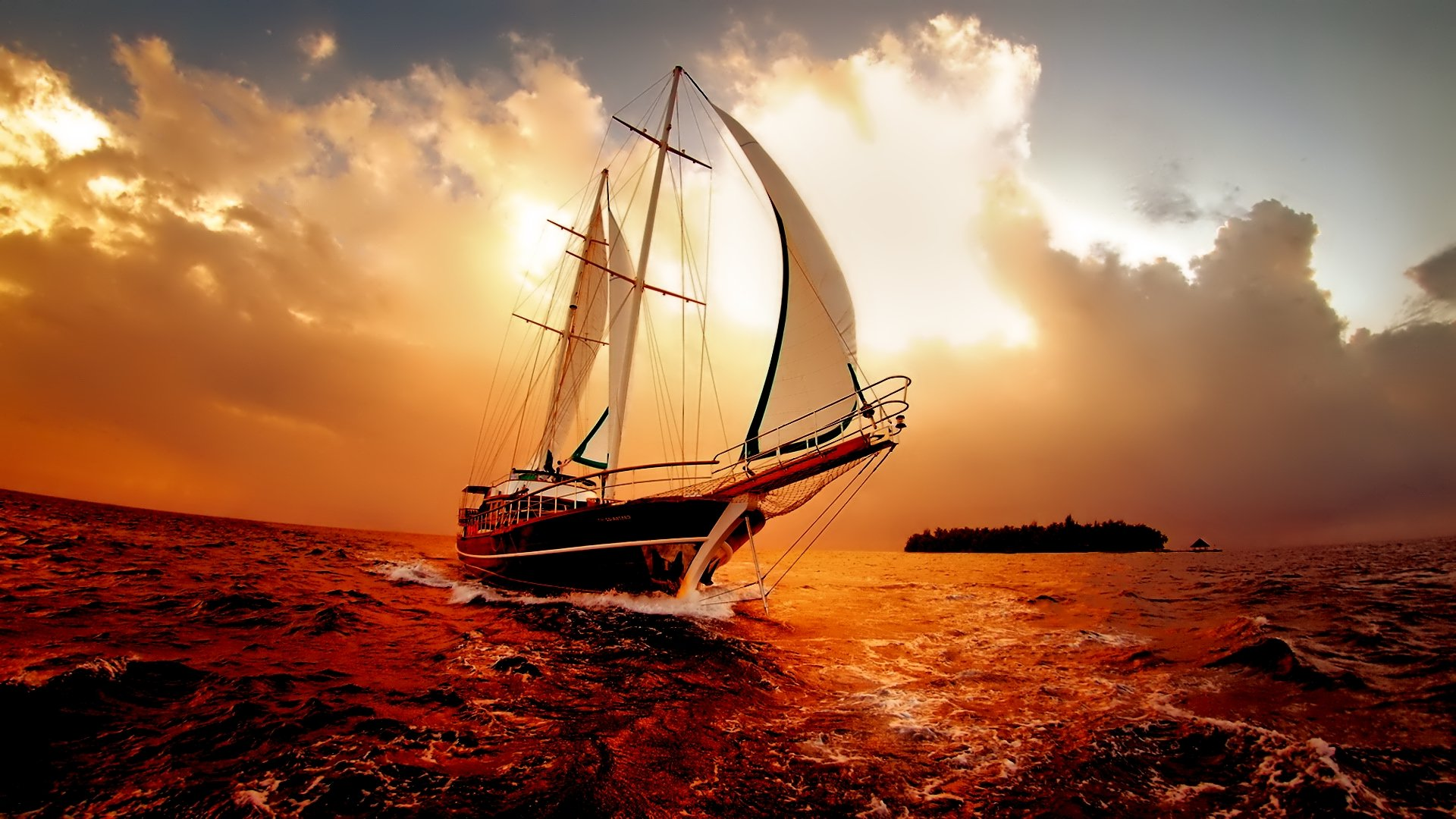 Sailing Wallpapers HD - WallpaperSafari