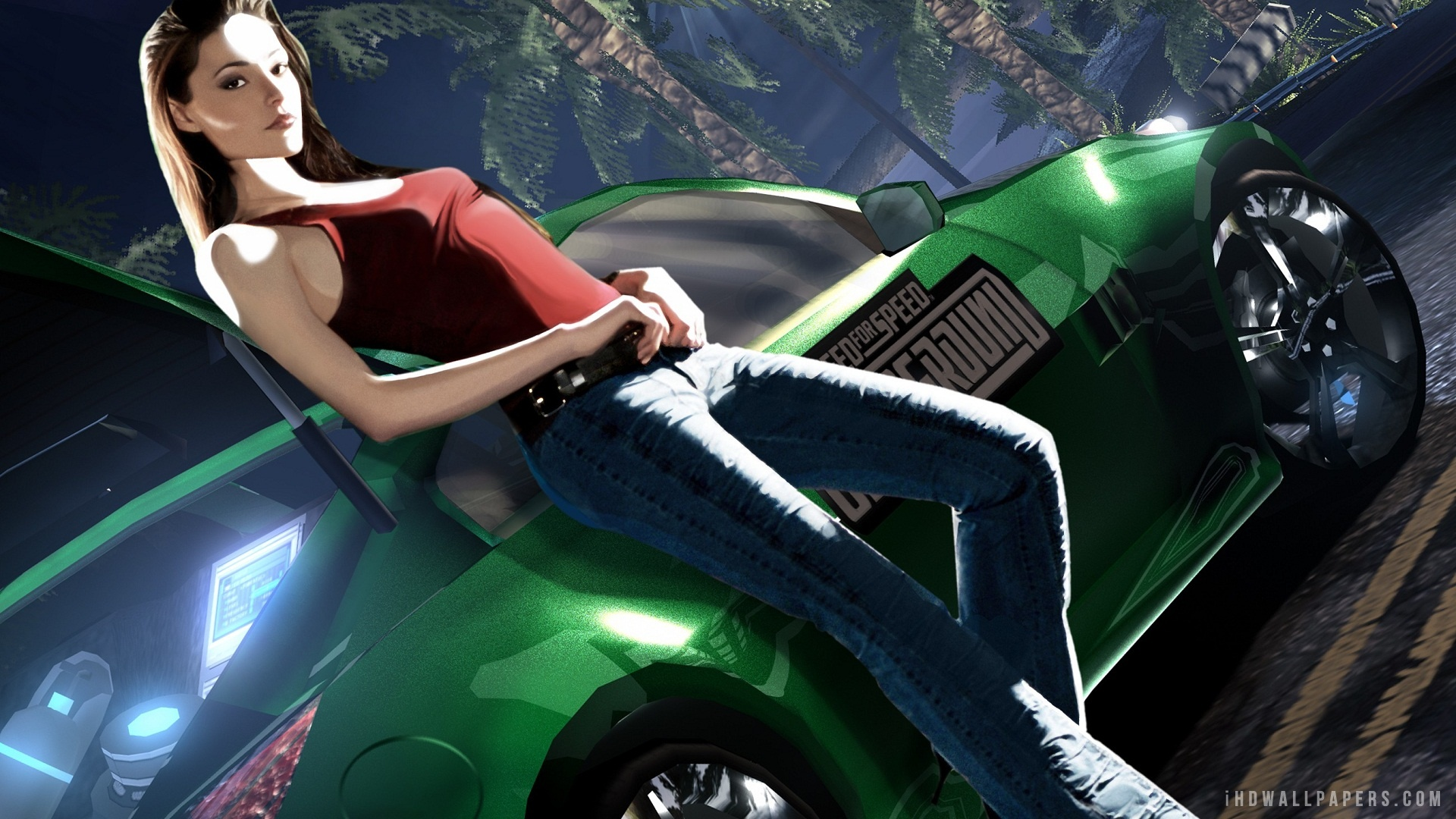 Need For Speed Underground HD Wallpaper   iHD Wallpapers 1920x1080