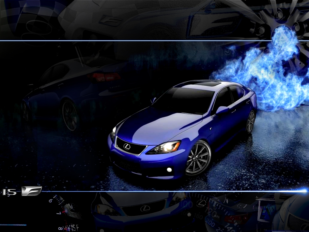 Lexus Isf Wallpaper Wallpapersafari