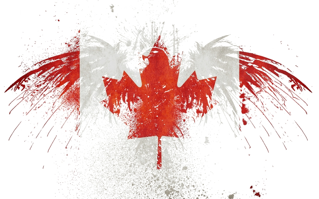 canadian flag wallpaper for iphone