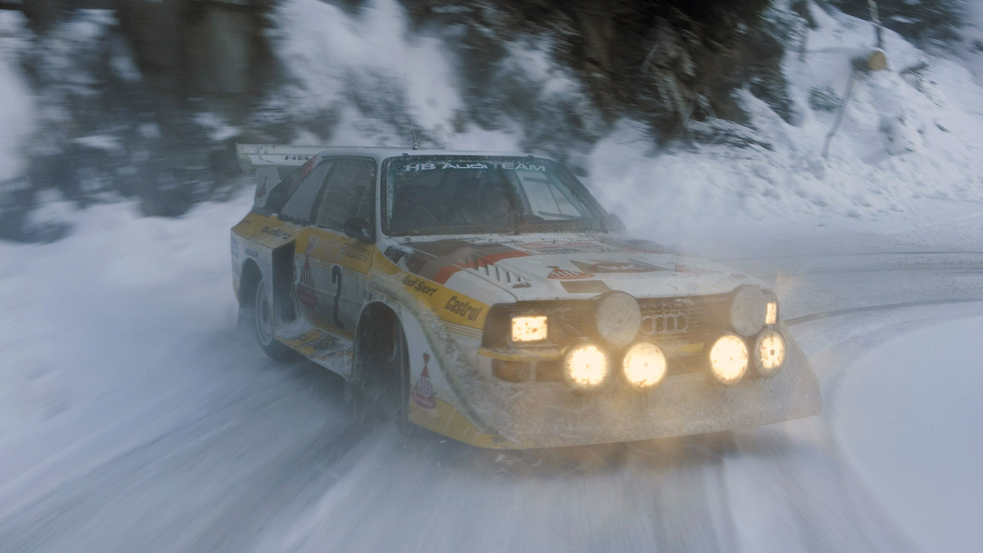 1985 Audi Sport Quattro S1 Wallpapers HD Images   WSupercars 1920x1080