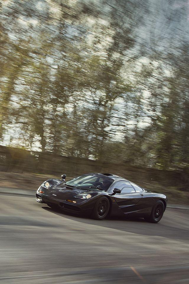 McLaren F1 Wallpaper mclaren car iphone wallpapper Mclaren 640x960