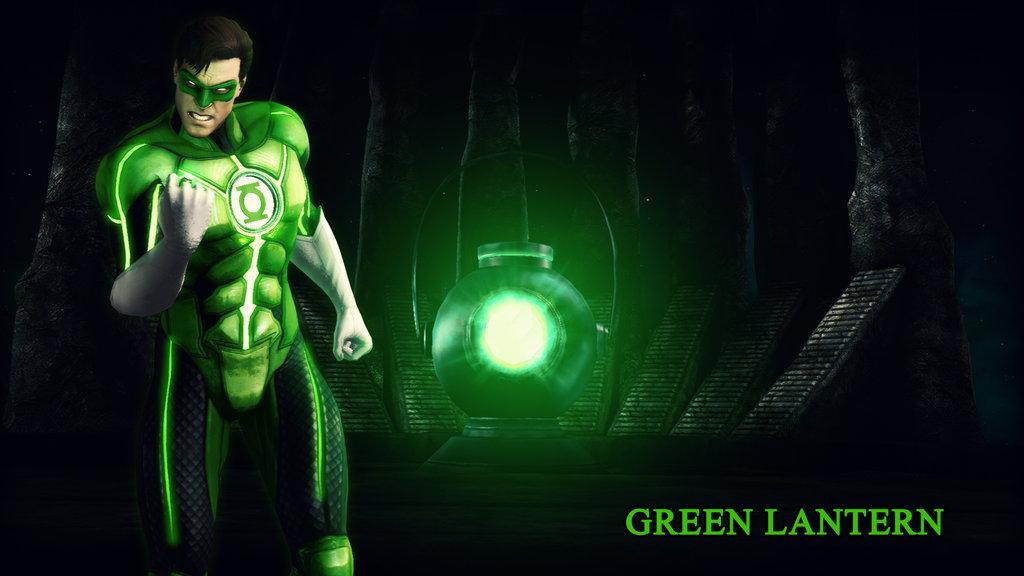 Black Lantern Wallpaper