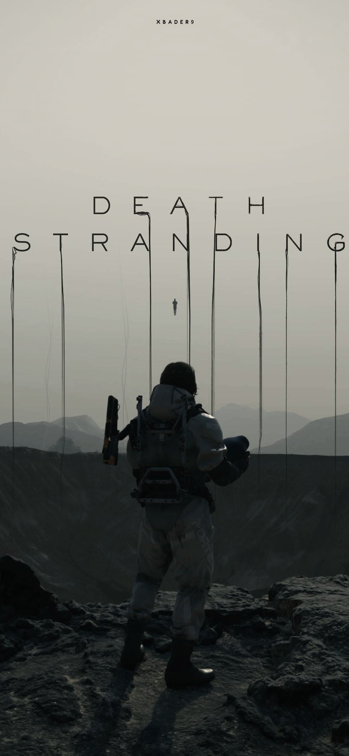 Death Stranding iPhone Wallpapers   Top Death Stranding 1125x2436
