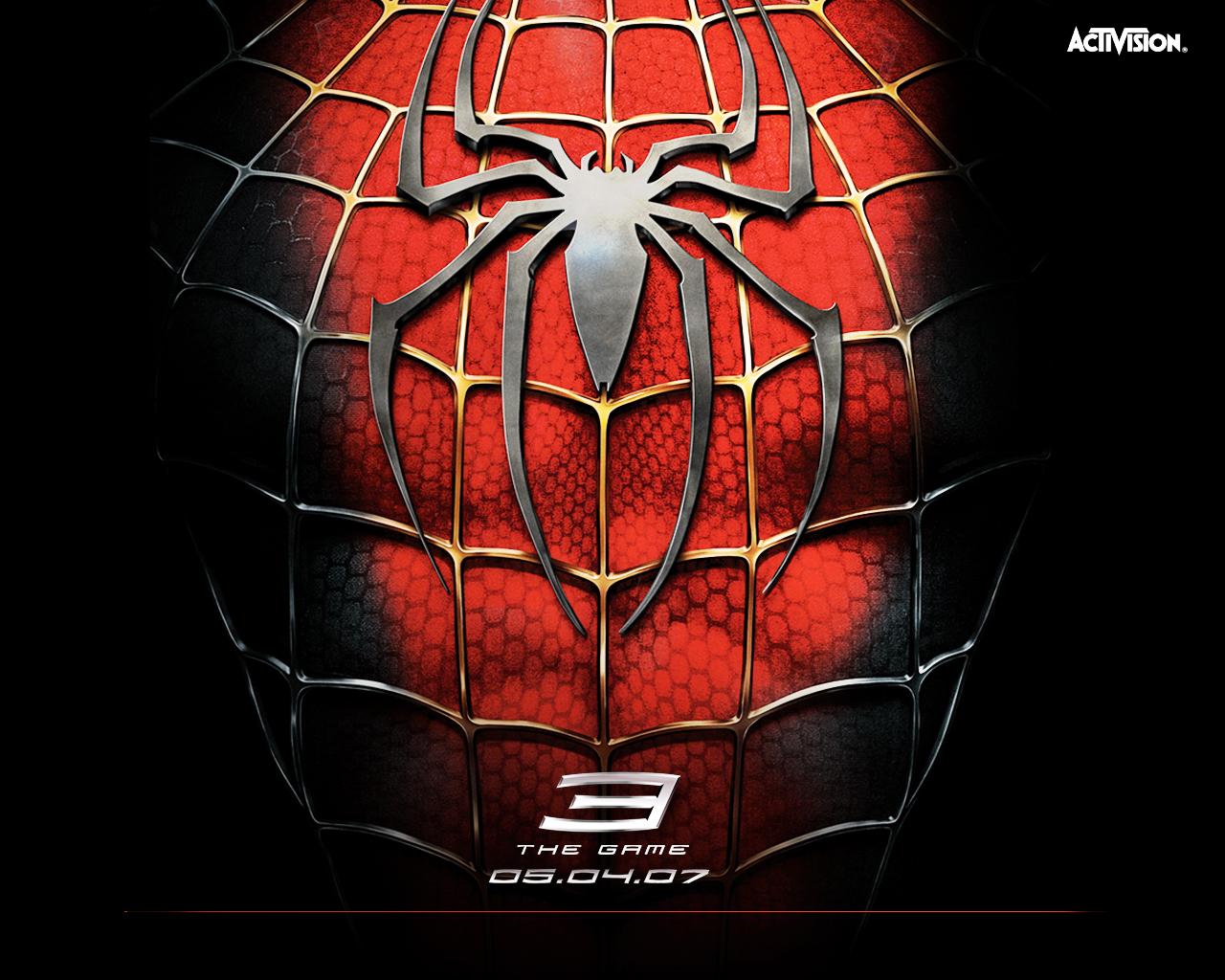 Fond ecran wallpaper Spider Man 3   JeuxVideofr 1280x1024