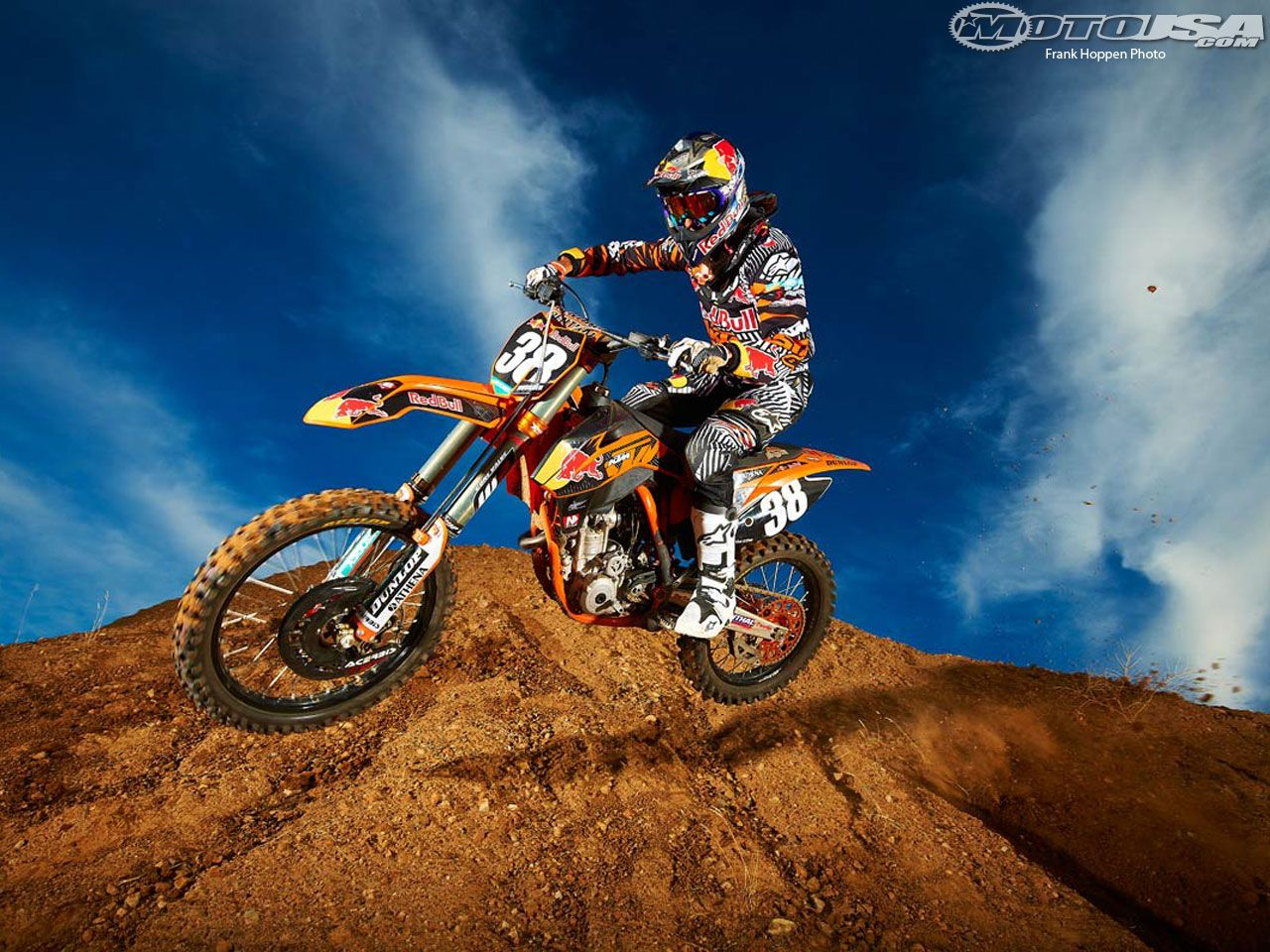 Wallpapers Motocross Ktm 1280x960