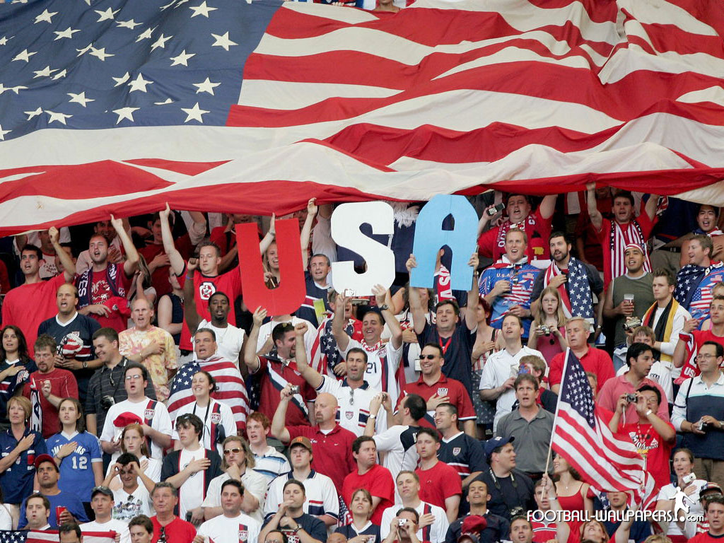 United States Fans Wallpaper 1 Football Wallpapers and Videos 1024x768