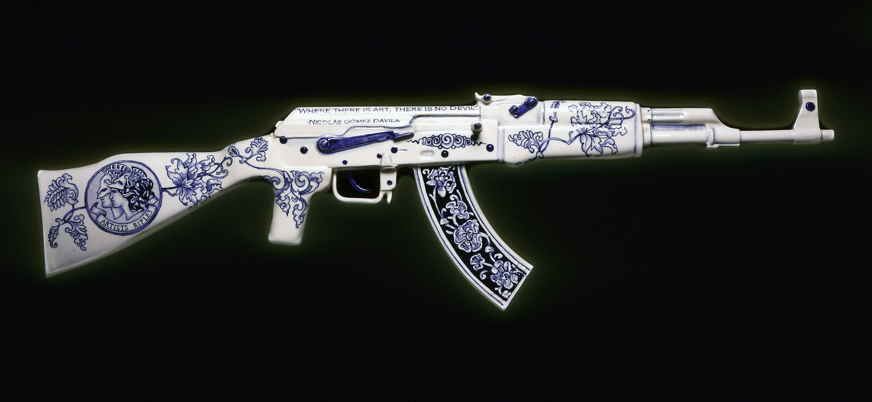 ak 47 shapes for fullscreen high definition pc or smartphones hd 2820x1301
