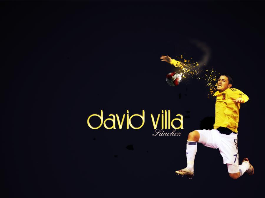 World Sports Hd Wallpapers David villa Hd Wallpapers 900x675