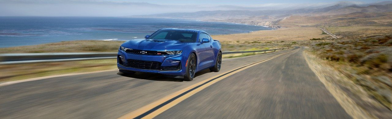 SS Styling Changes Lead 2020 Camaro Updates 1280x391