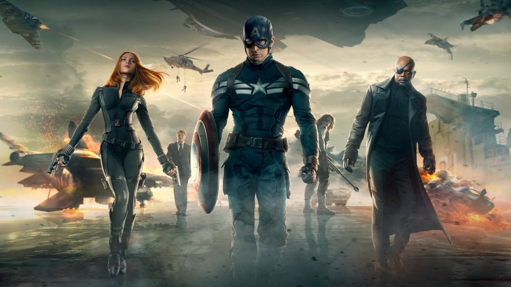 Captain America And Team Picture 14423 Wallpaper Cool Wallpaper 1024x576