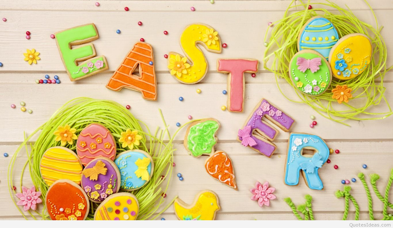 Easter Day Wallpapers HD Easter Images 1366x795