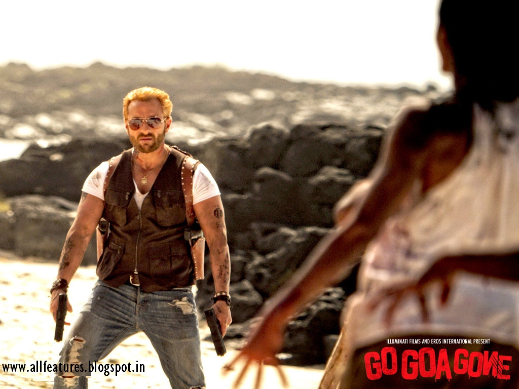 NEW HINDI FILM GO GOA GONE POSTERS WALLPAPERS FIRSTLOOK PICTURES 1024x768