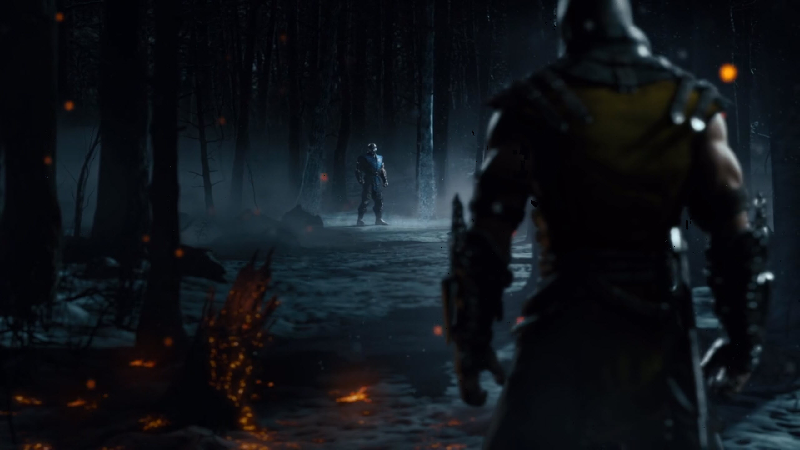 Mortal Kombat X Fatality Lives On Features Multiplatform Support 2560x1440