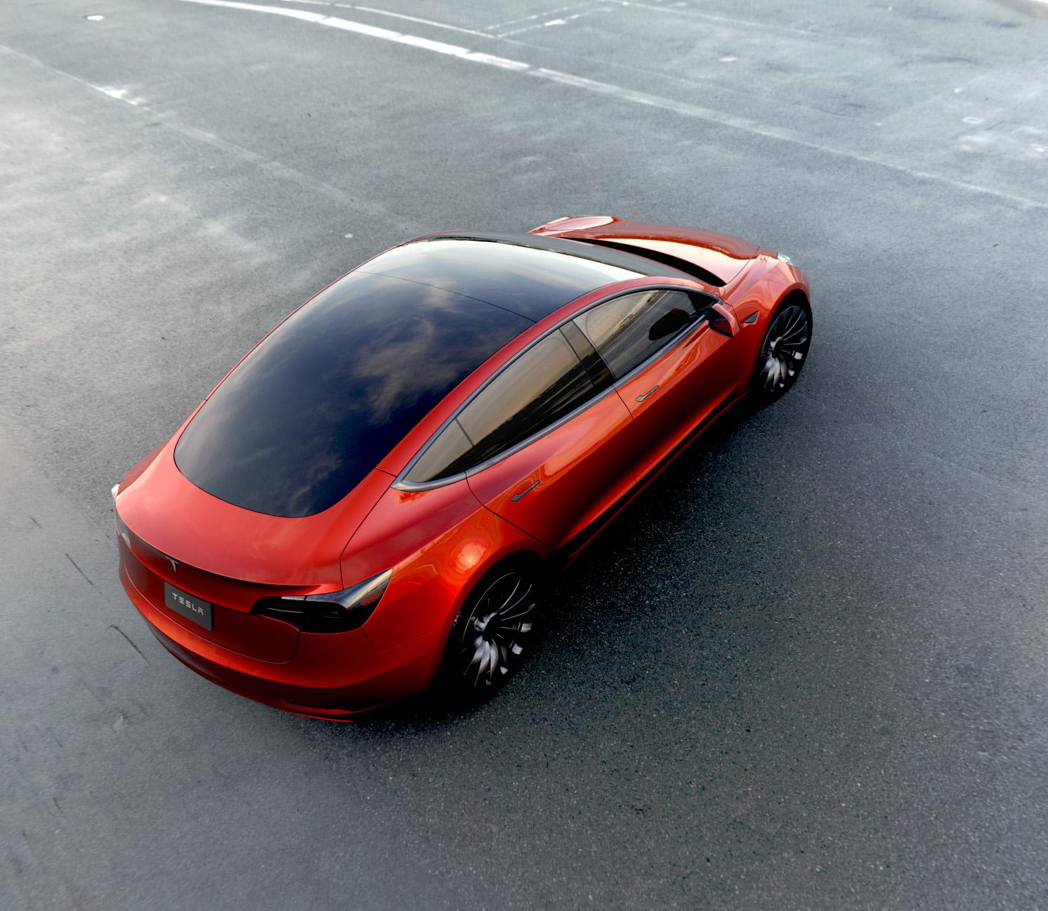 Free Download Tesla Model 3 Wallpapers Galore 1492x1296
