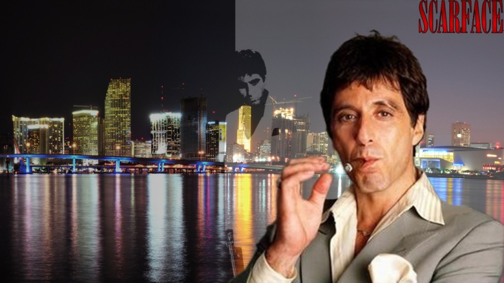 Scarface Wallpaper Hd photos of Al Pacino on Scarface Wallpaper HD 1024x576