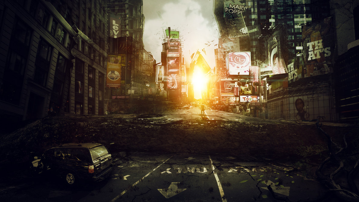 am Legend Times Square by roald92 1191x670