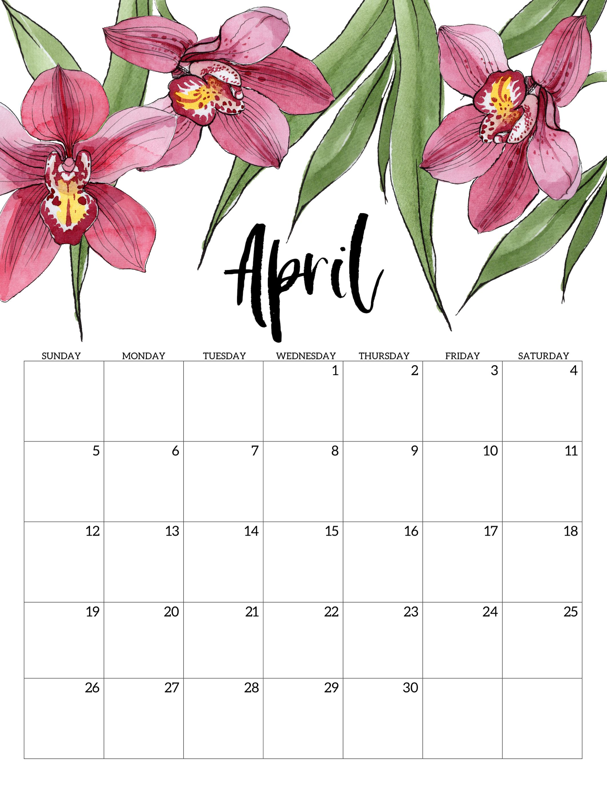 April 2020 Calendar Wallpapers   Top April 2020 Calendar 2125x2750