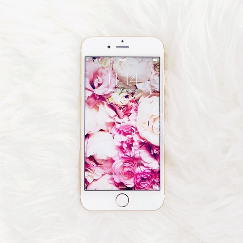 pretty iphone tumblr iphone 6 rose wallpaper 500x500