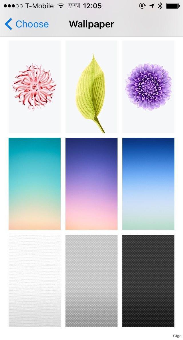 beta 5 wallpaper bild 3 4 ios 9 beta 5 wallpaper 640x1190