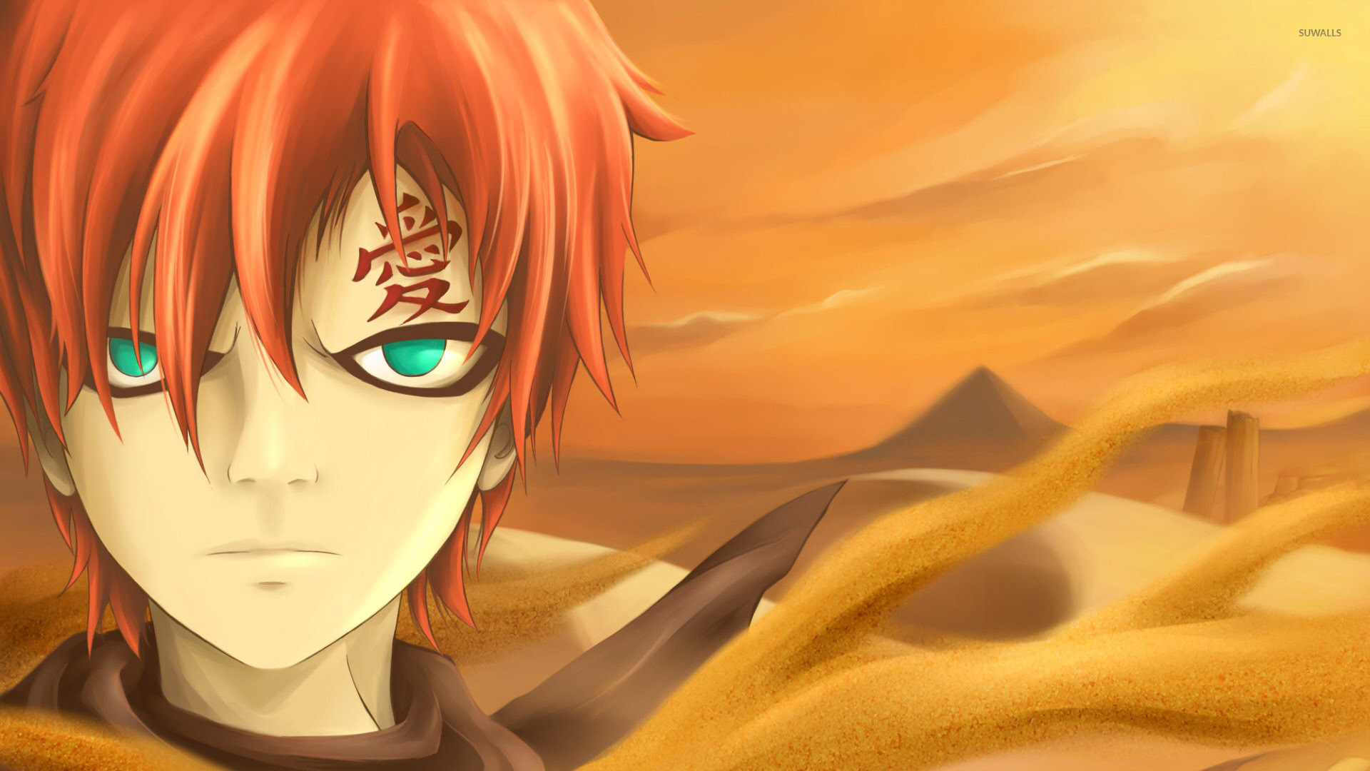 Gaara   Naruto [5] wallpaper   Anime wallpapers   29982 1920x1080