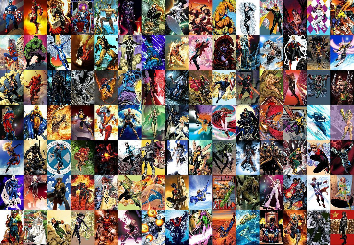 Marvel Superheroes Wallpapers 1378x957