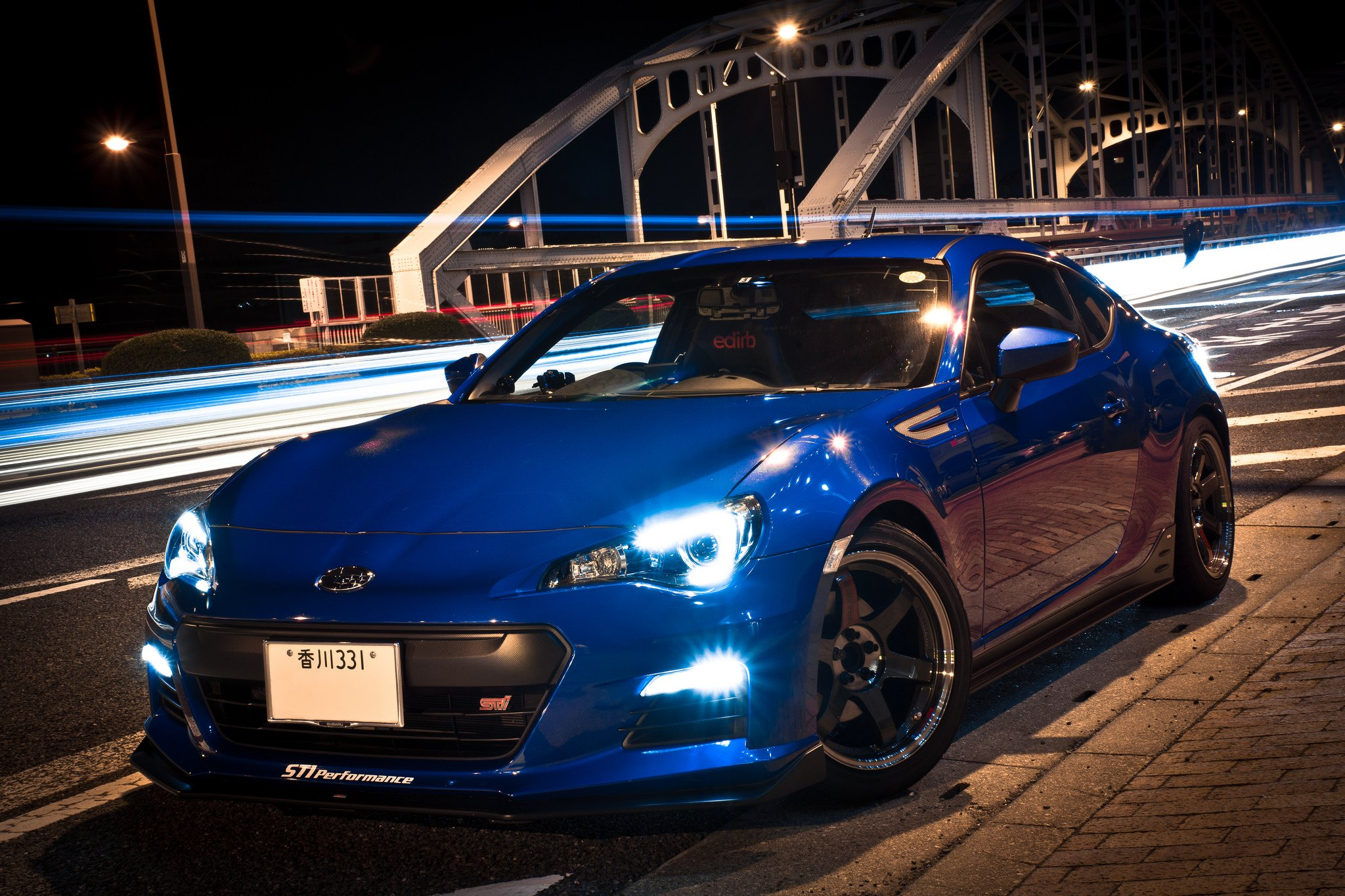 Toyota gt86 scion FRS subaru BRZ coupe tuning cars japan 2048x1365