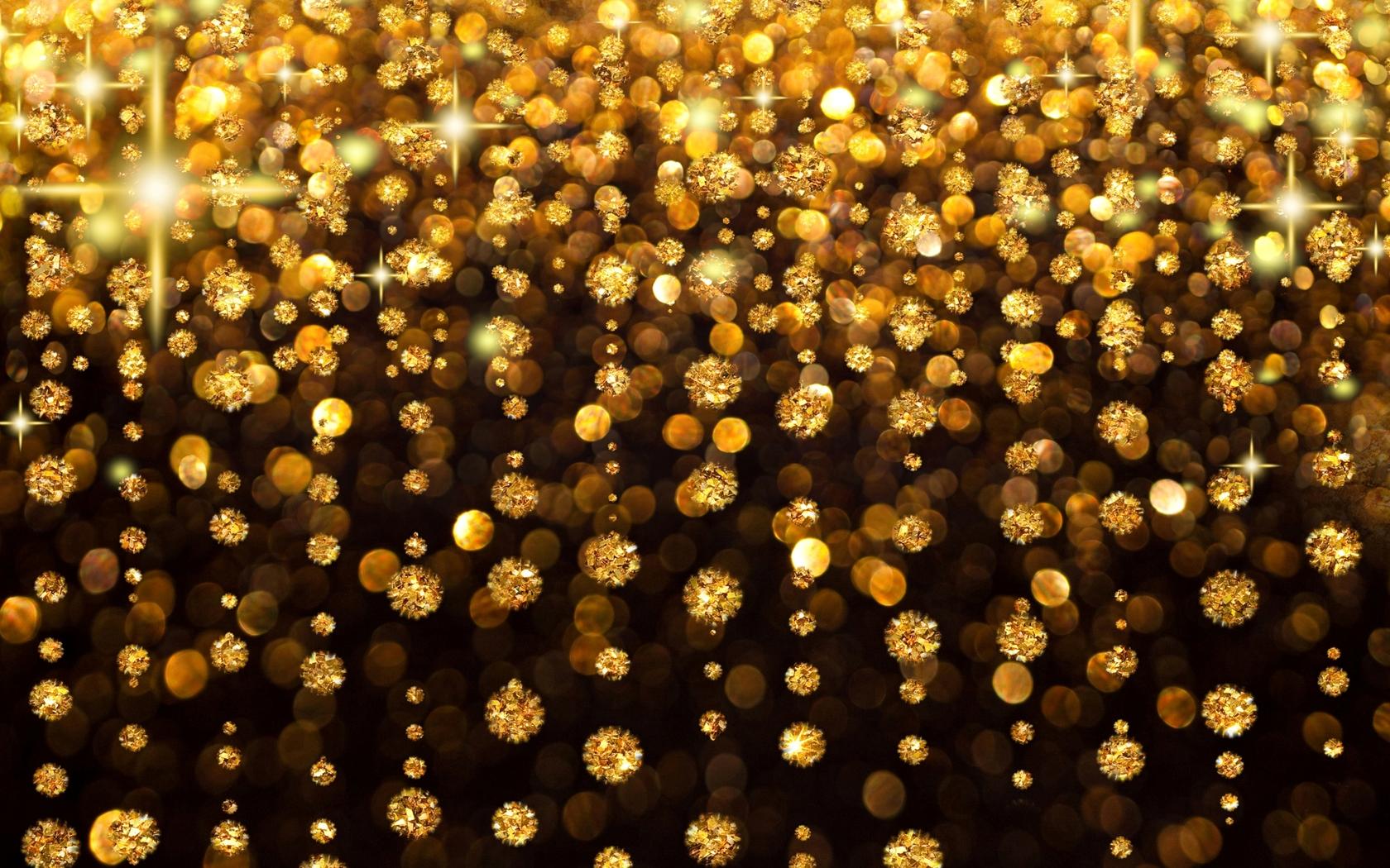 Yellow Glitter Desktop Backgrounds HD wallpaper background 1680x1050