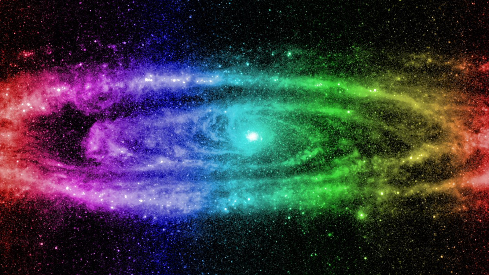 Outer Space Wallpaper 1600x900 Outer, Space, Colorful
