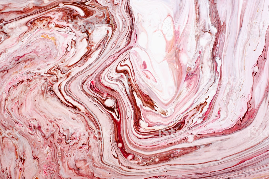 Hand Painted Backgrounds Pink White Brown And Yellow Mixed Acrylic 1024x683