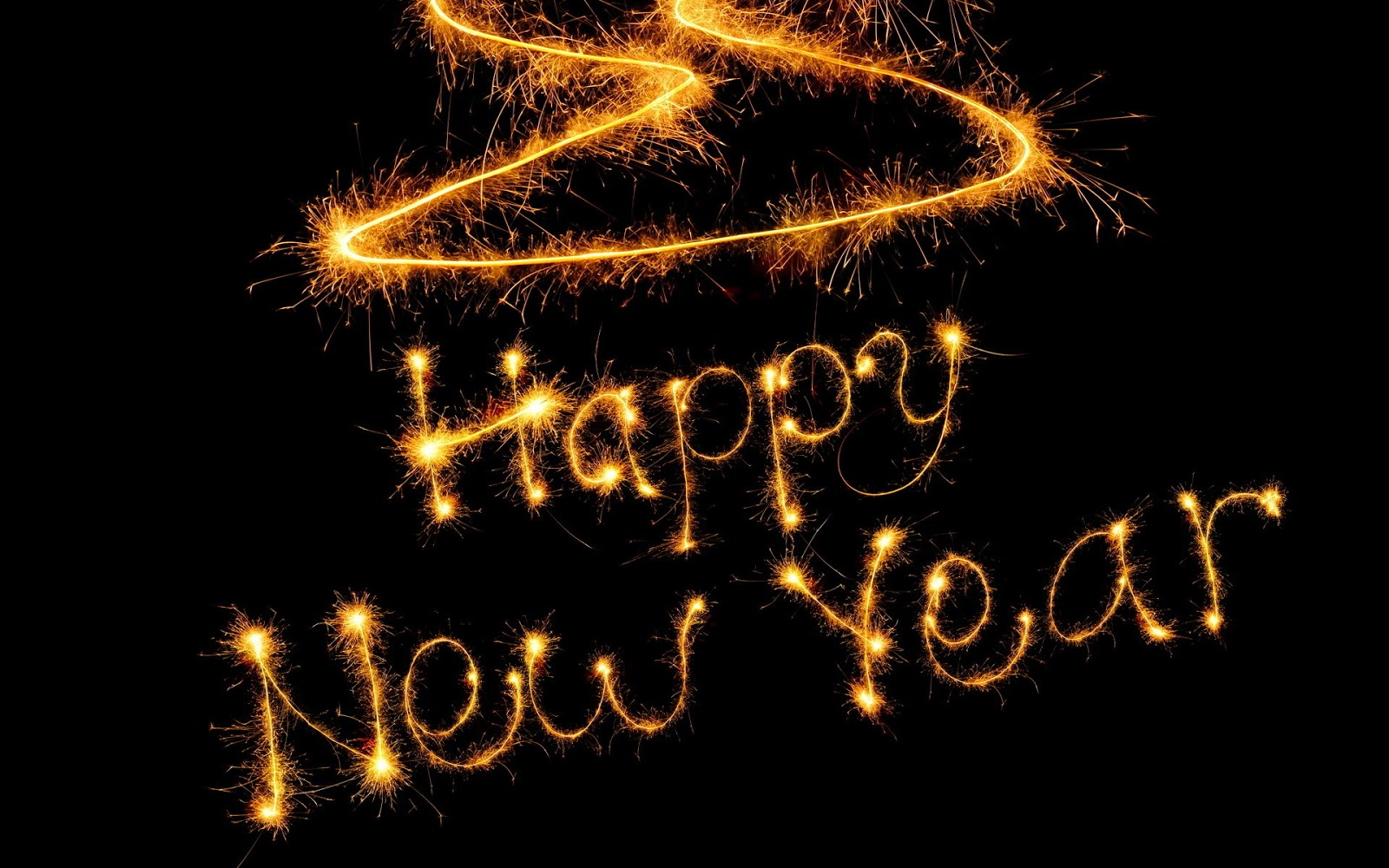 HD Wallpaper Download Happy New Year 2013 HD Wallpaper 1600x1000