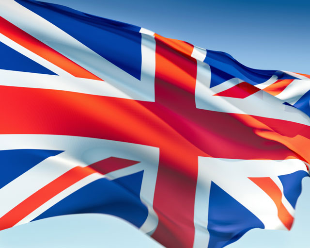British Flag Wallpaper The History Of The Flag 640x511