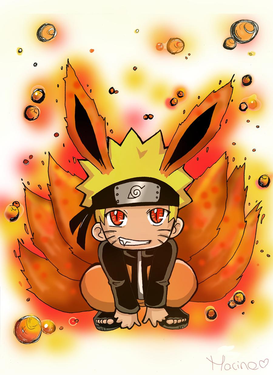 43 ] Naruto Chibi Wallpapers On WallpaperSafari