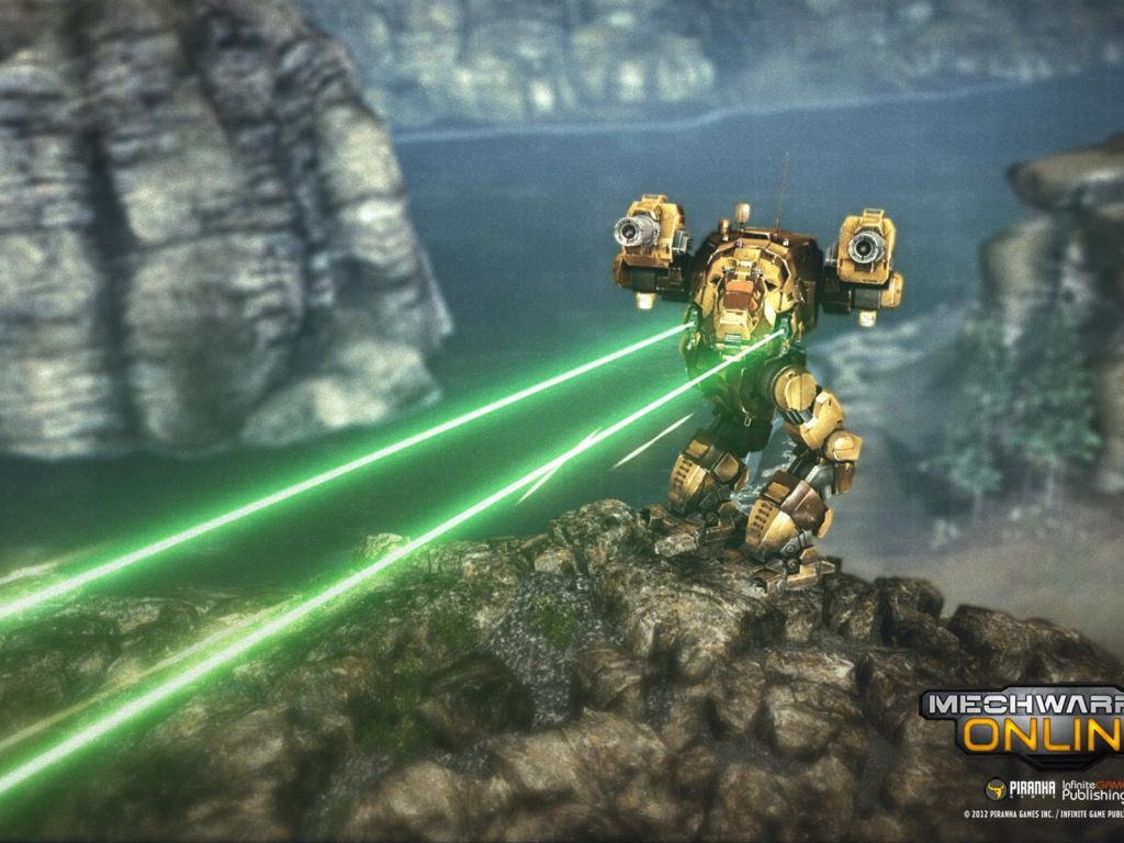 Mechwarrior online wallpaper 1920x1200 HQ WALLPAPER   37054 1024x768