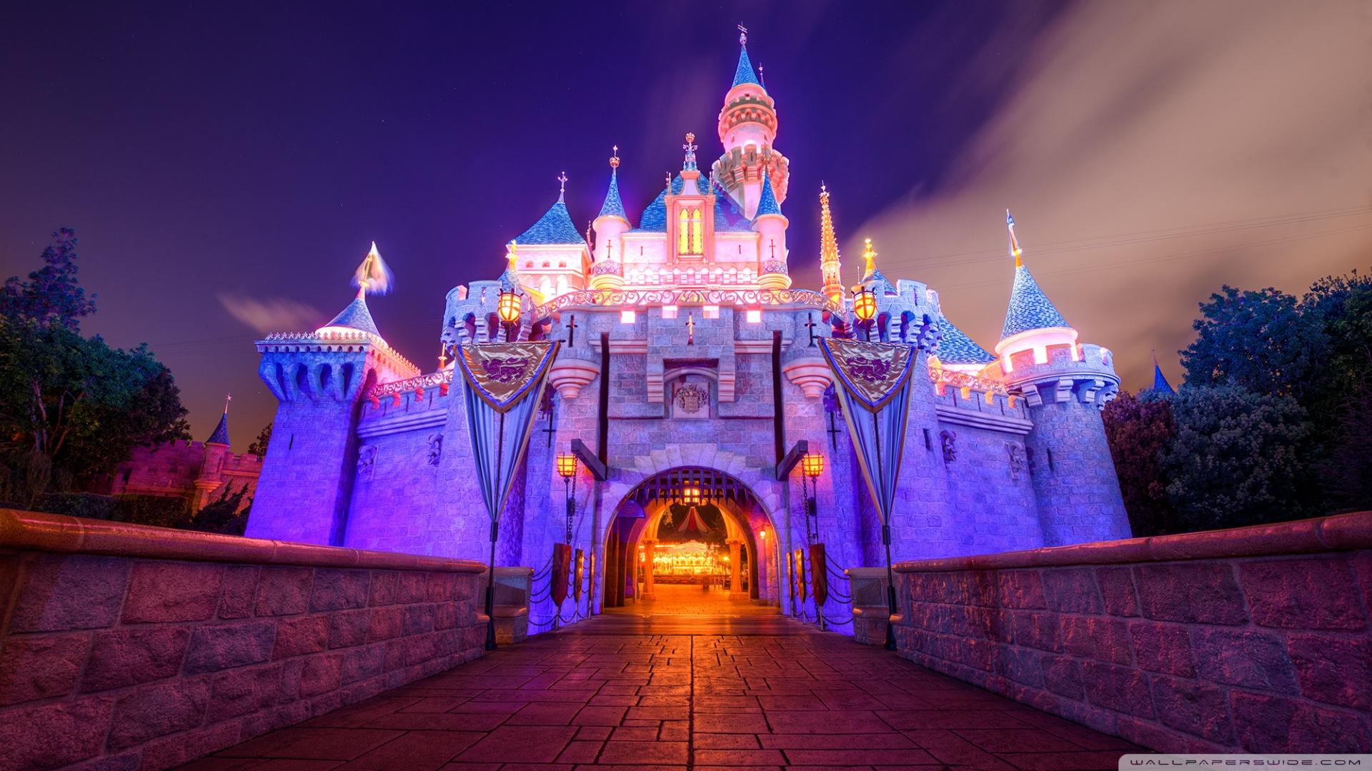 Hdwallpapers87com   Download Sleeping Beauty Castle Disneyland 1920x1080