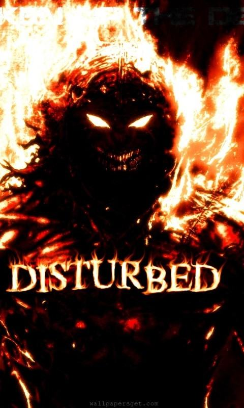 wwwdownload mobile wallpaperscomwallpapersArt disturbed wallpapers 480x800