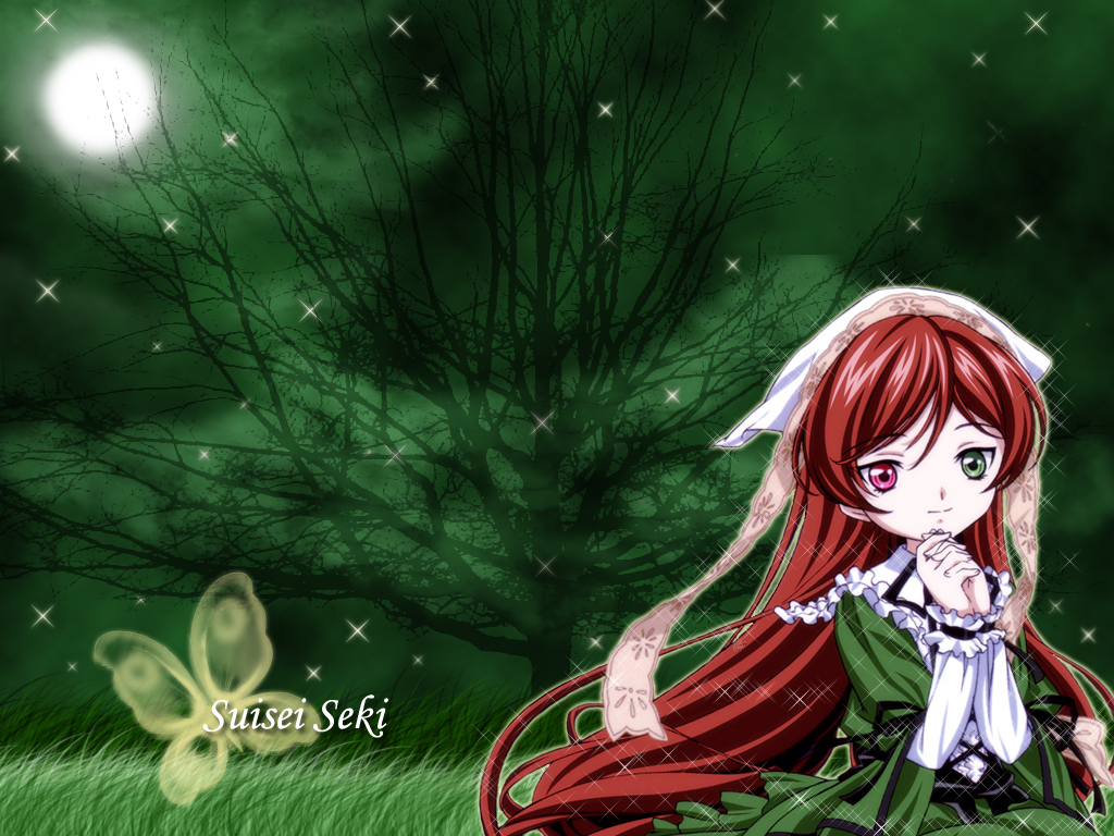 Free Download Rozen Maiden Anime Wallpaper Site 1024x768 For