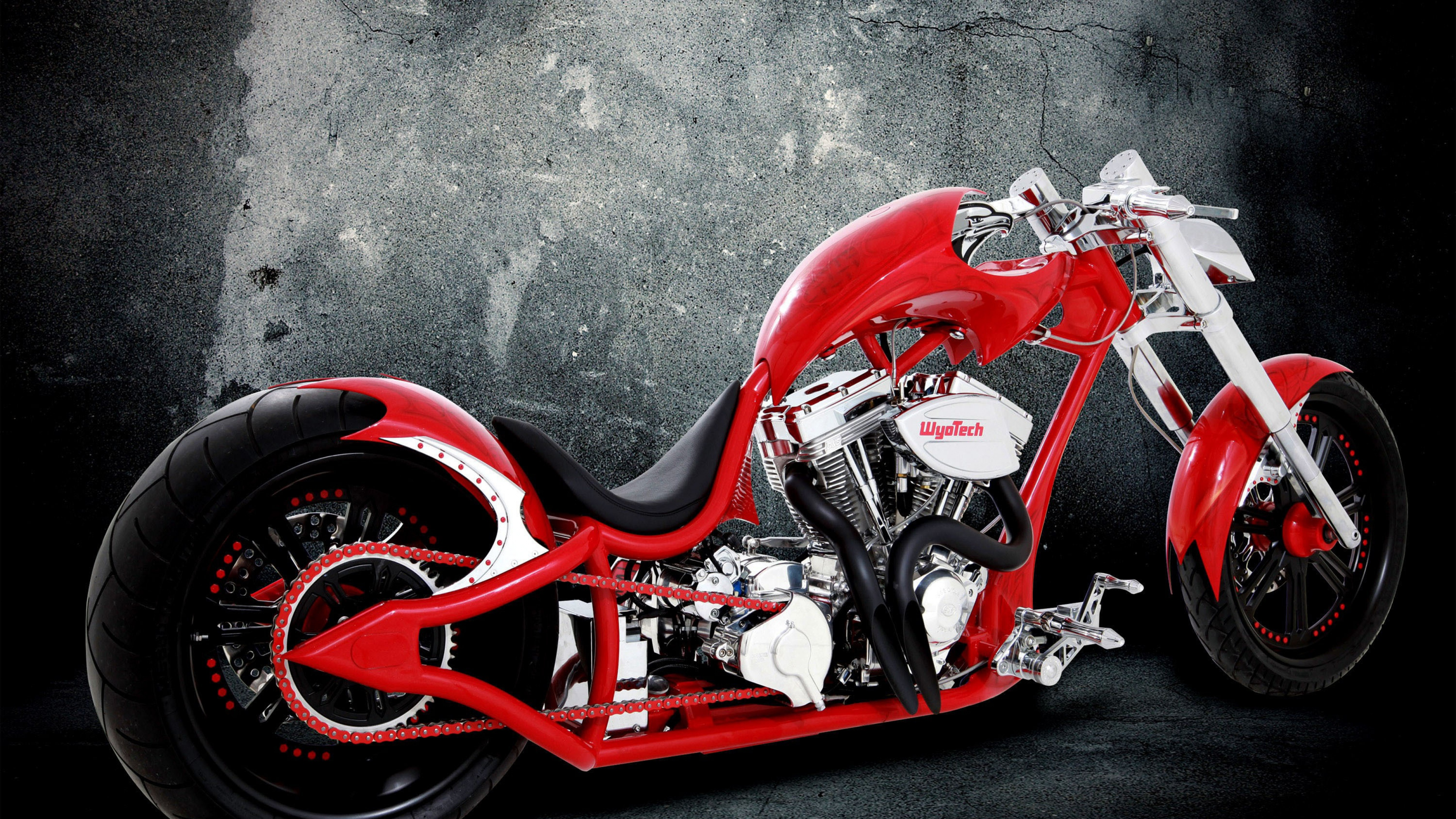 Free download Download Wallpaper 3840x2160 bike custom ...