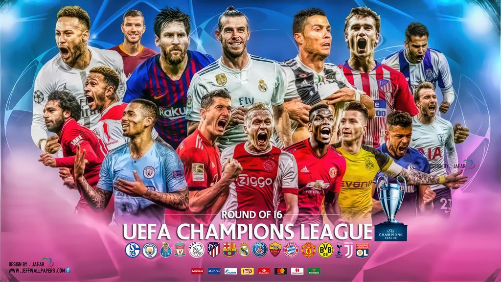 CHAMPIONS LEAGUE WALLPAPER 2019 by jafarjeef 1024x576